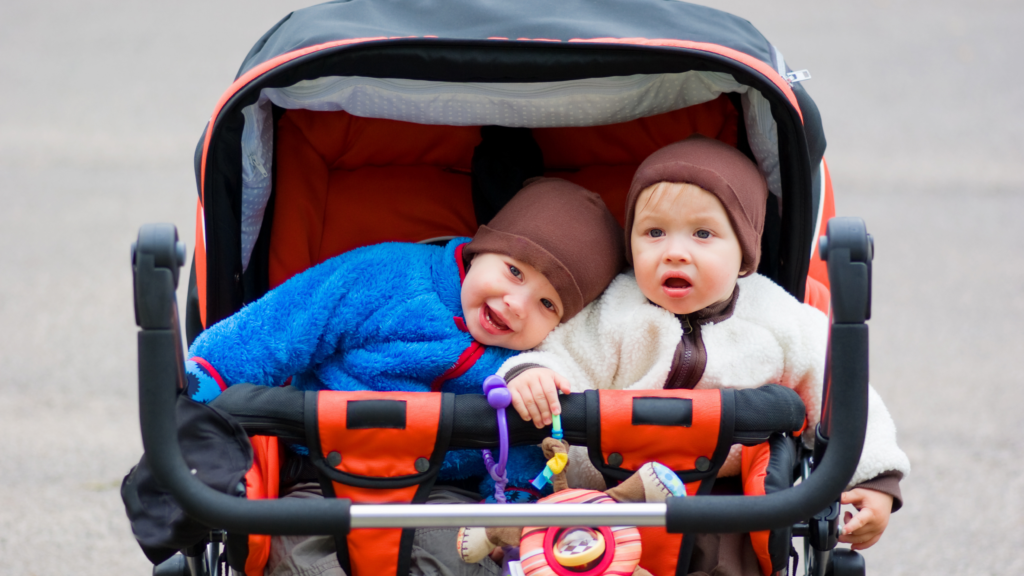 Zwillinge: Doppeltes Elterngeld