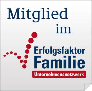 Mitglied in Unternehmensnetzwerk Erfolgsfaktor Familie