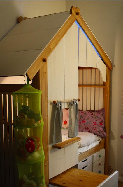 Unser Neustes Inneneinrichtungsprojekt Ein Bett Zum Toben Kuscheln
