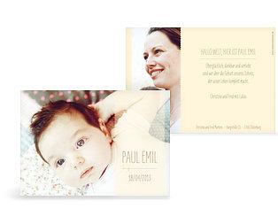Geburtskarte-Blickfang-beige-0200200001de_DE