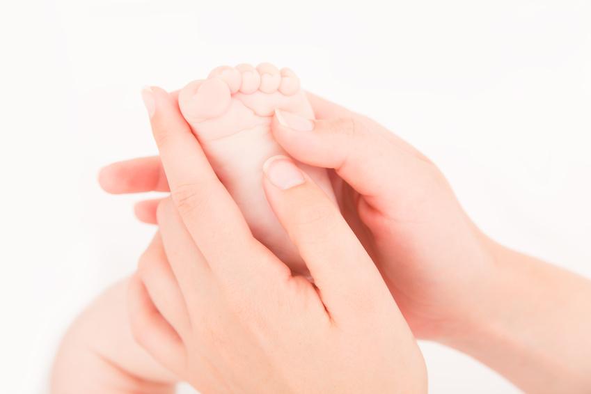 Bonding für Väter – Die Babymassage