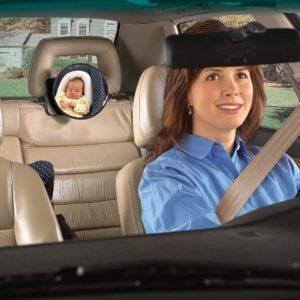 Rücksitzspiegel Kinderautositz Kindersicherheit