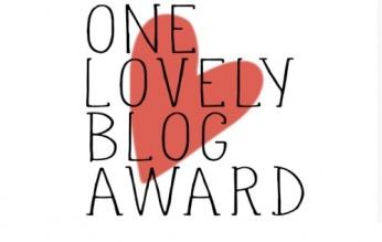 lovely blog award maternita