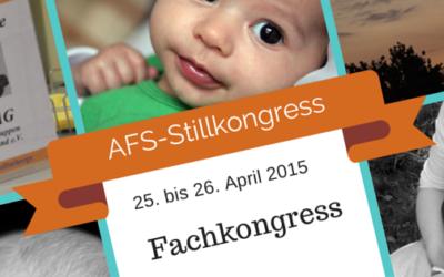 Der AFS-Stillkongress 2015 & Tipps und Bücher zur Stillvorbereitung
