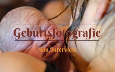 Geburtsfotografie – ein Interview