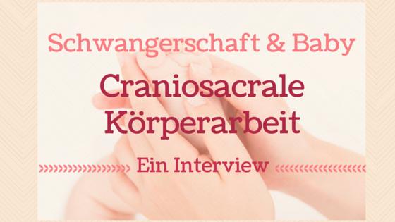 Die sanfte Therapie: craniosacrale Körperarbeit für die ganze Familie