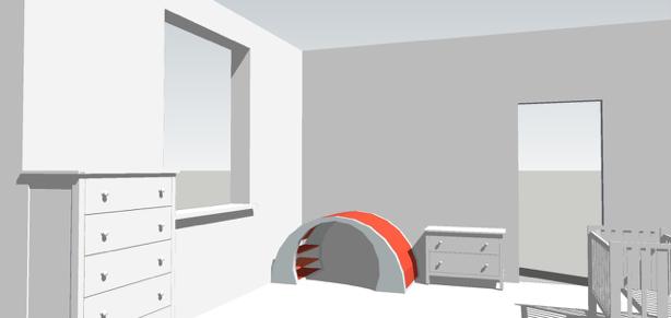 das kinderzimmer die wohlf hloase f r eine gesunde und altersgerechte entwicklung maternita. Black Bedroom Furniture Sets. Home Design Ideas