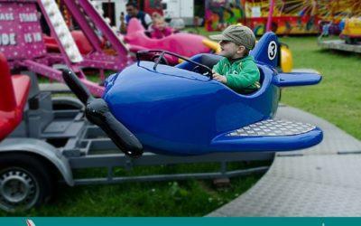 Better Safe than Sorry: Sicheres Fliegen mit Kind