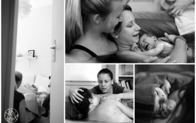 Willkommen auf der Welt Kleines! – Eine Haugeburt aus der Sicht der Geburtsfotografin