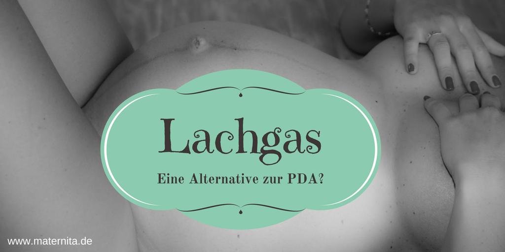 Lachgas – eine alternative Schmerztherapie unter der Geburt?