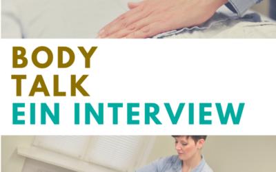 Den Körper balancieren mit Body Talk – Ein Interview