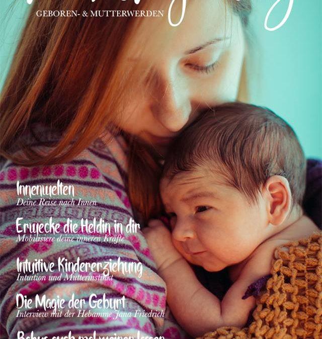 Was brauchen wir wirklich für eine entspannte Elternschaft?
