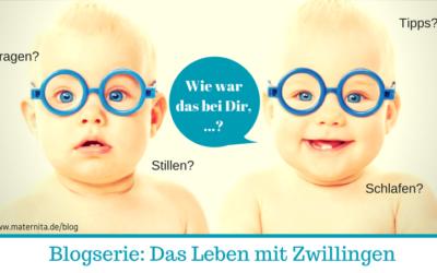 Blogserie Leben mit Zwillingen: Wie war das bei Dir, Inga?