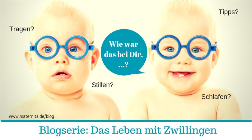 Blogserie Leben mit Zwillingen: Wie war das bei Dir so, Franziska?