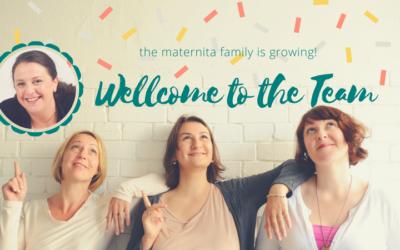 Wir haben Nachwuchs! Elodie Roux verstärk das maternita Team