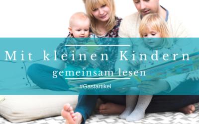 Vorlesen für Babys und Kleinkinder #Gastbeitrag