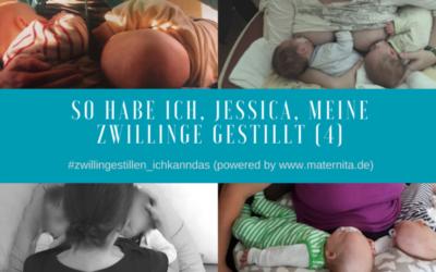 So habe ich, Jessica, meine Zwillinge gestillt (4)