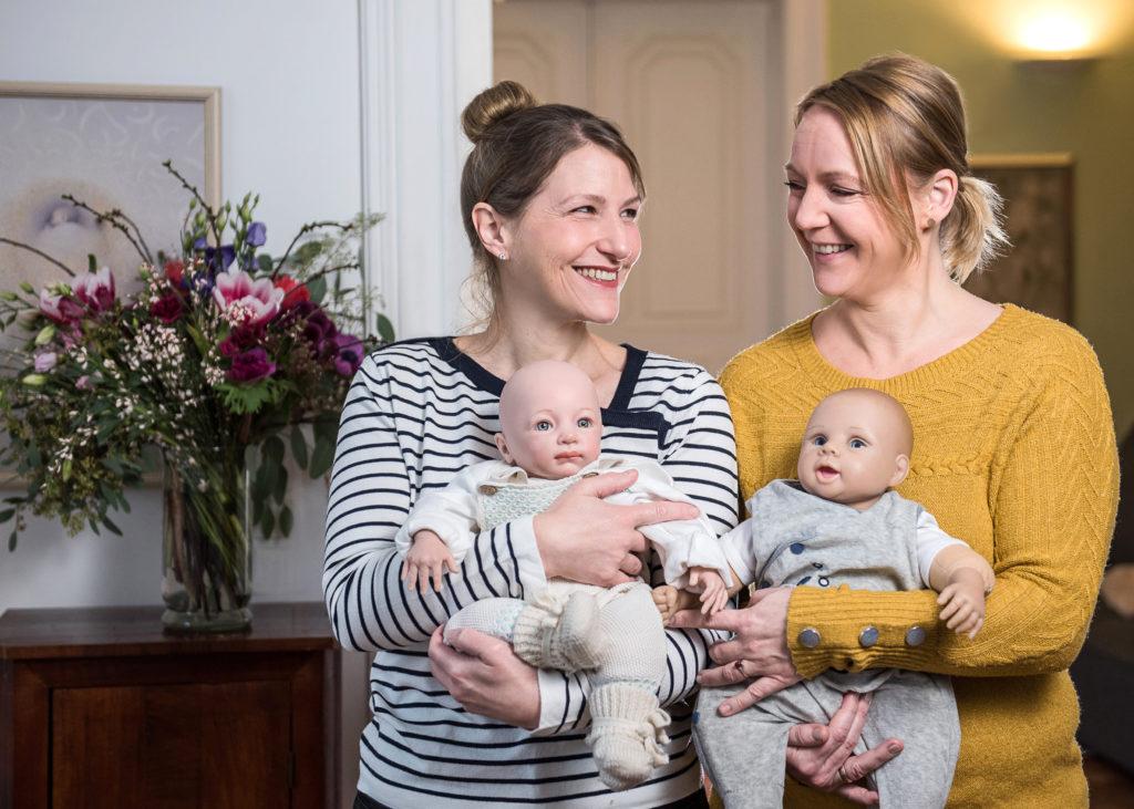 Geburtsvorbereitungskurs für Zwillinge